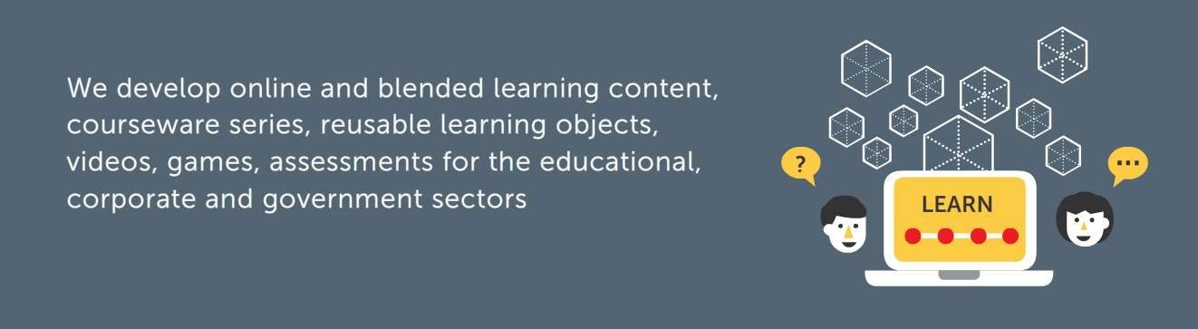 Learning objects mapped to taxonomy for any curriculum