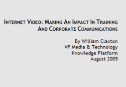 How to use videos in corporate training and improve communication by Knowledge Platform