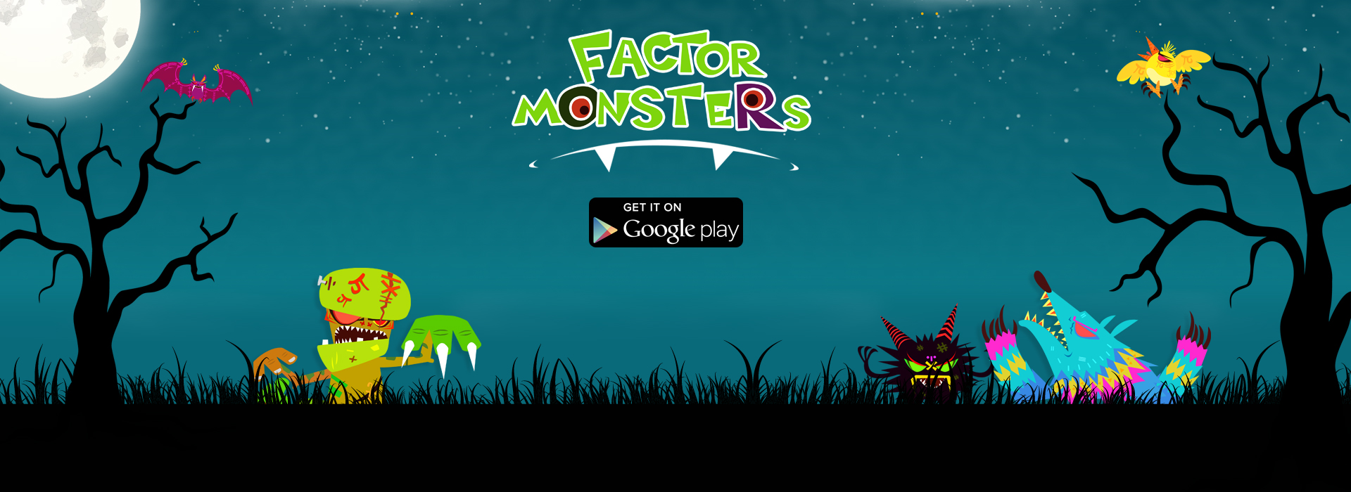 Factor Monsters android game