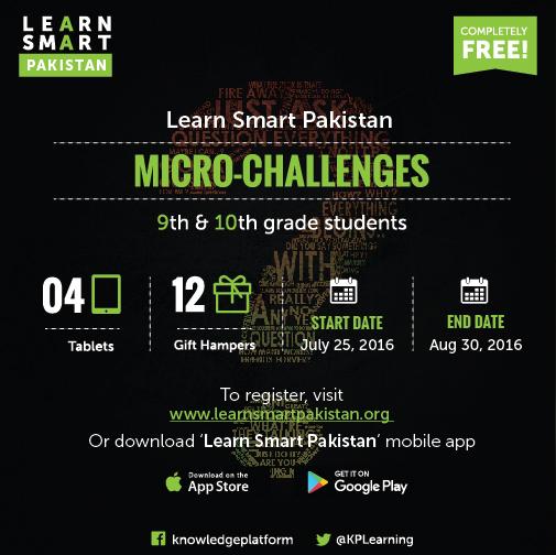 Micro Challenge Announcement