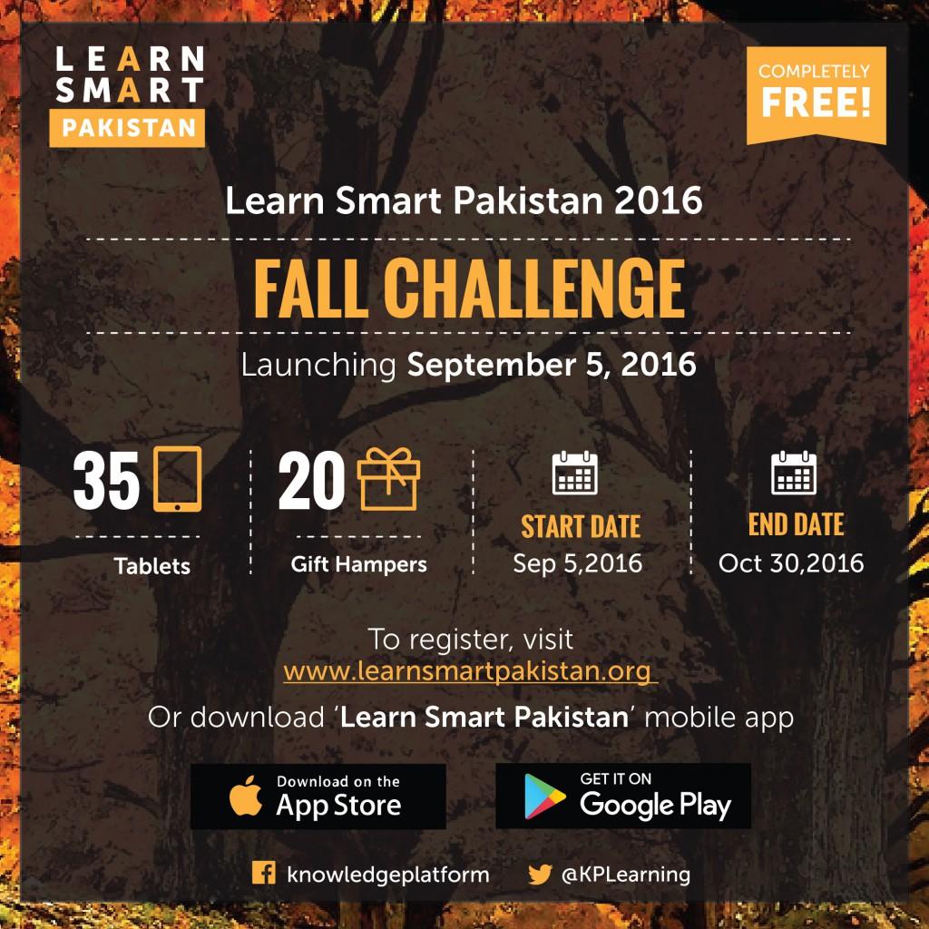 Fall Challenge 5 September 2016